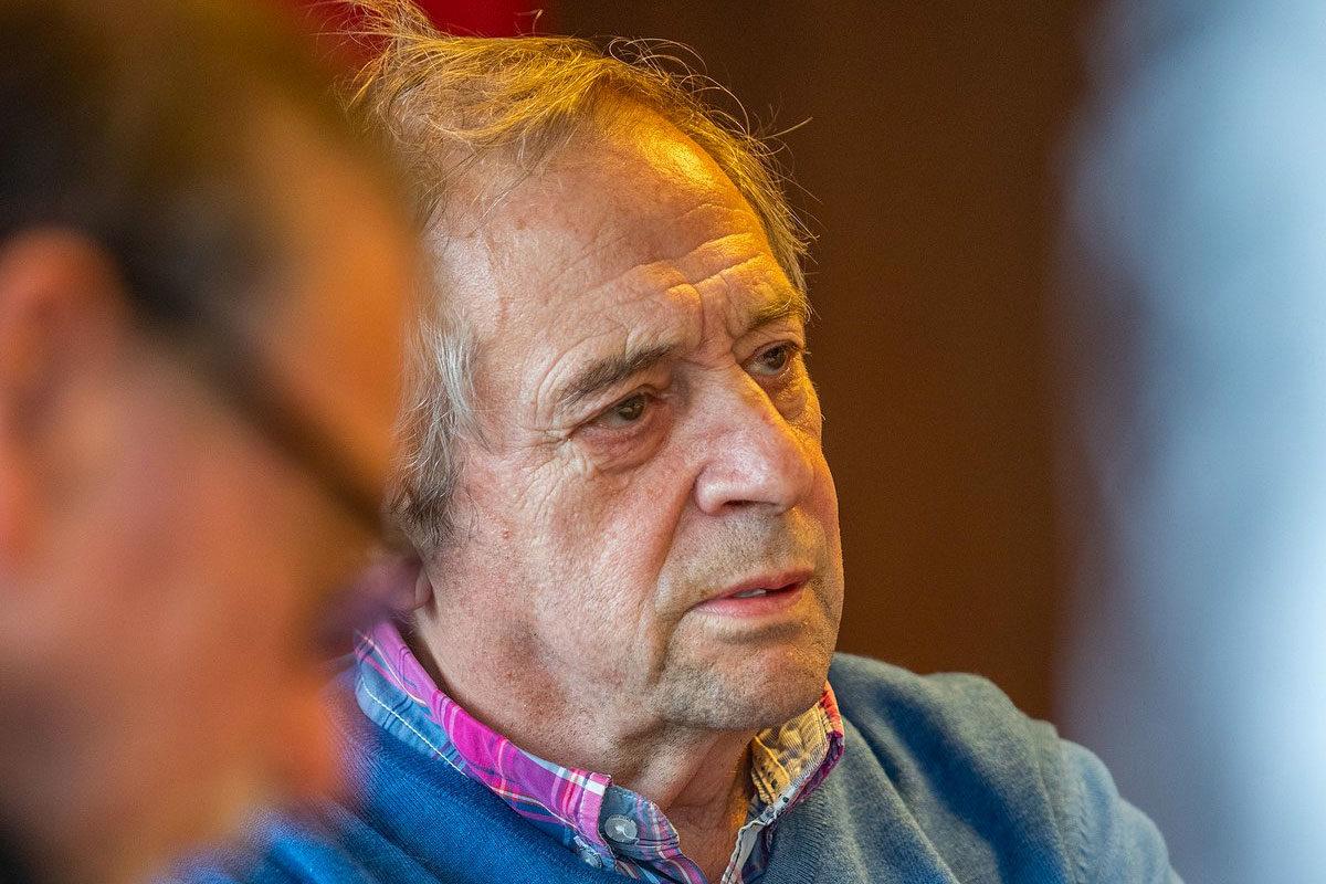 Jordán Tamás Kossuth- és Jászai Mari-díjas magyar színész, rendező, a szombathelyi Weöres Sándor Színház igazgatója.