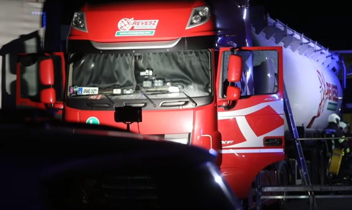 Holtan találták egy magyar kamion sofőrjét Ausztriában