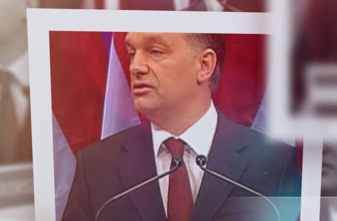 Ennyit öregedett Orbán 21 év alatt – nosztalgiavideóval melegít a kormányfő a vasárnapi évértékelőre