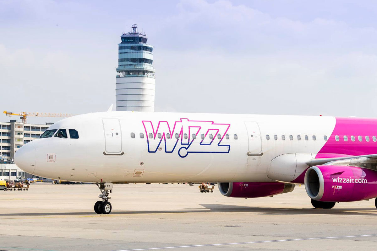 A tervezettnél 20 százalékkal kevesebb járatot teljesíthet a Wizz Air