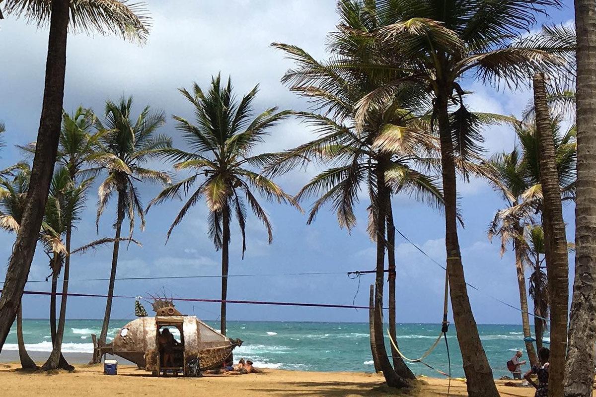 Playa Chiquita, Panama.