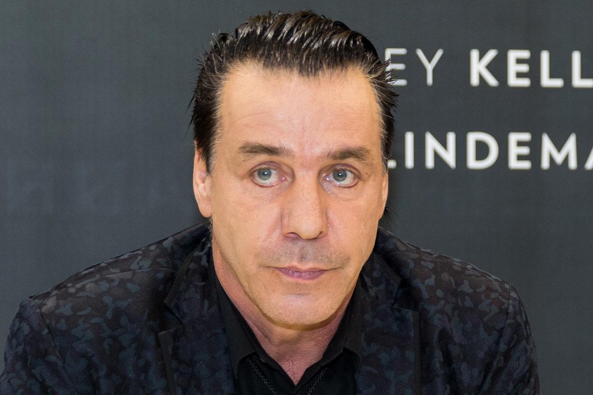 Till Lindemann 2017-ben.
