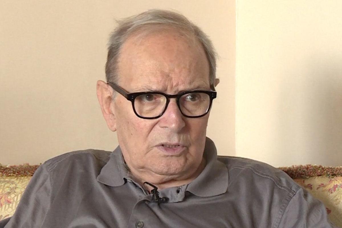 Meghalt Ennio Morricone olasz zeneszerző