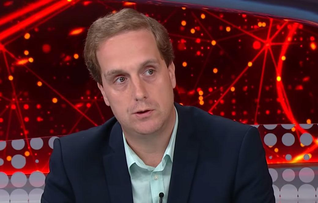 Kovács András, az Origo propagandistája.
