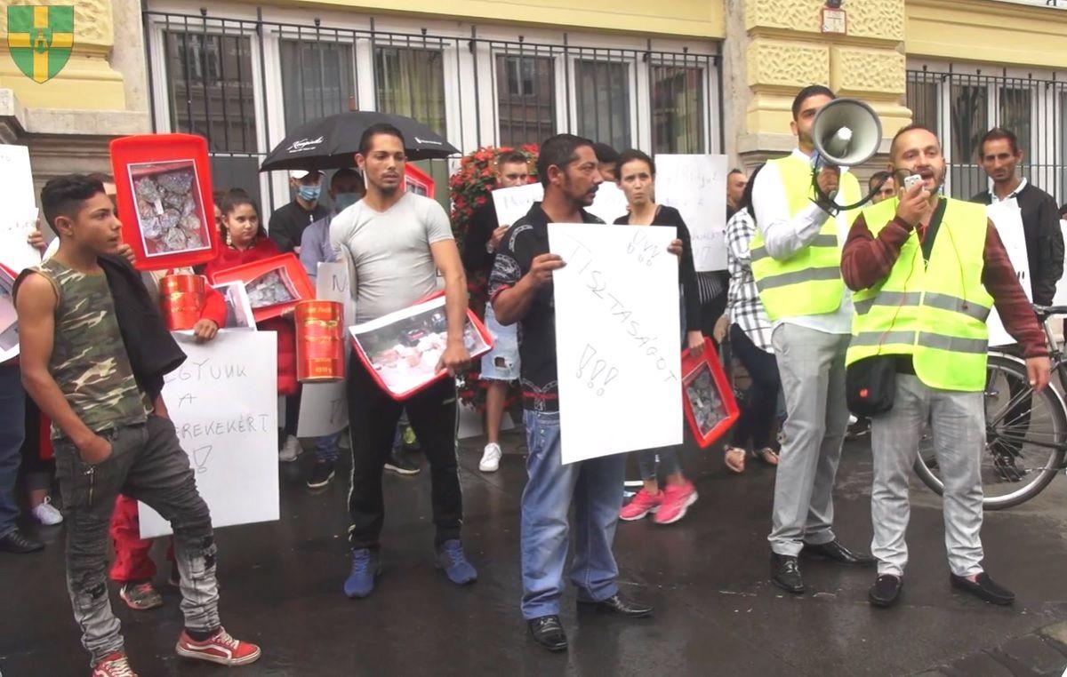 Pikó András: olyan vidéki tüntetőket hoztak a Józsefvárosba, akik azt sem tudták, hol vannak