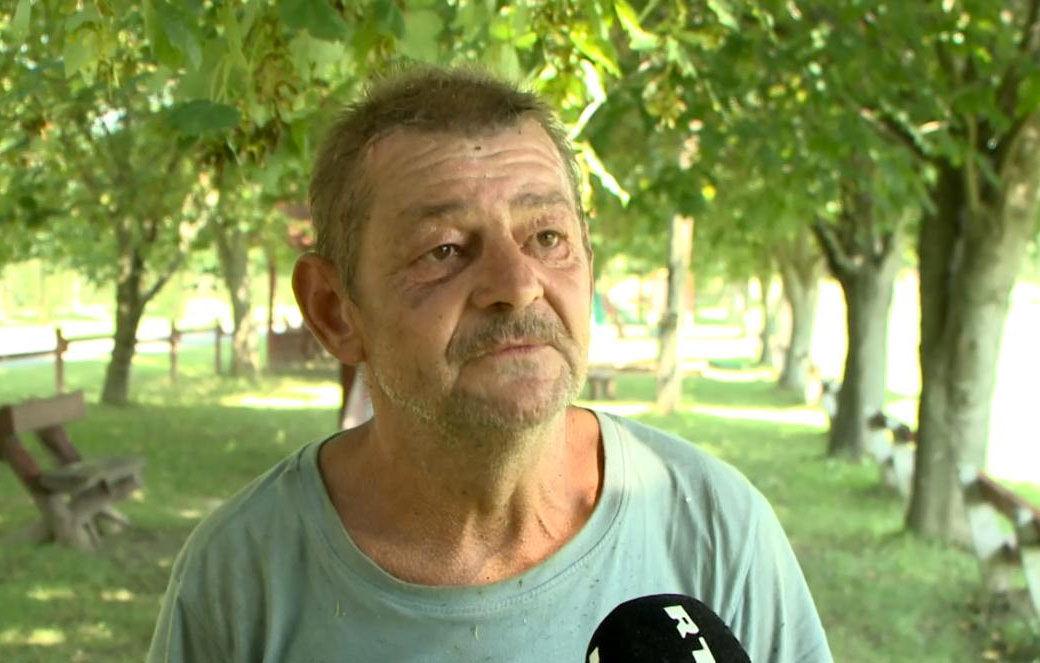 """Két éve 48 milliót nyert, most hajléktalanként él """"milliomos Zsolti"""""""