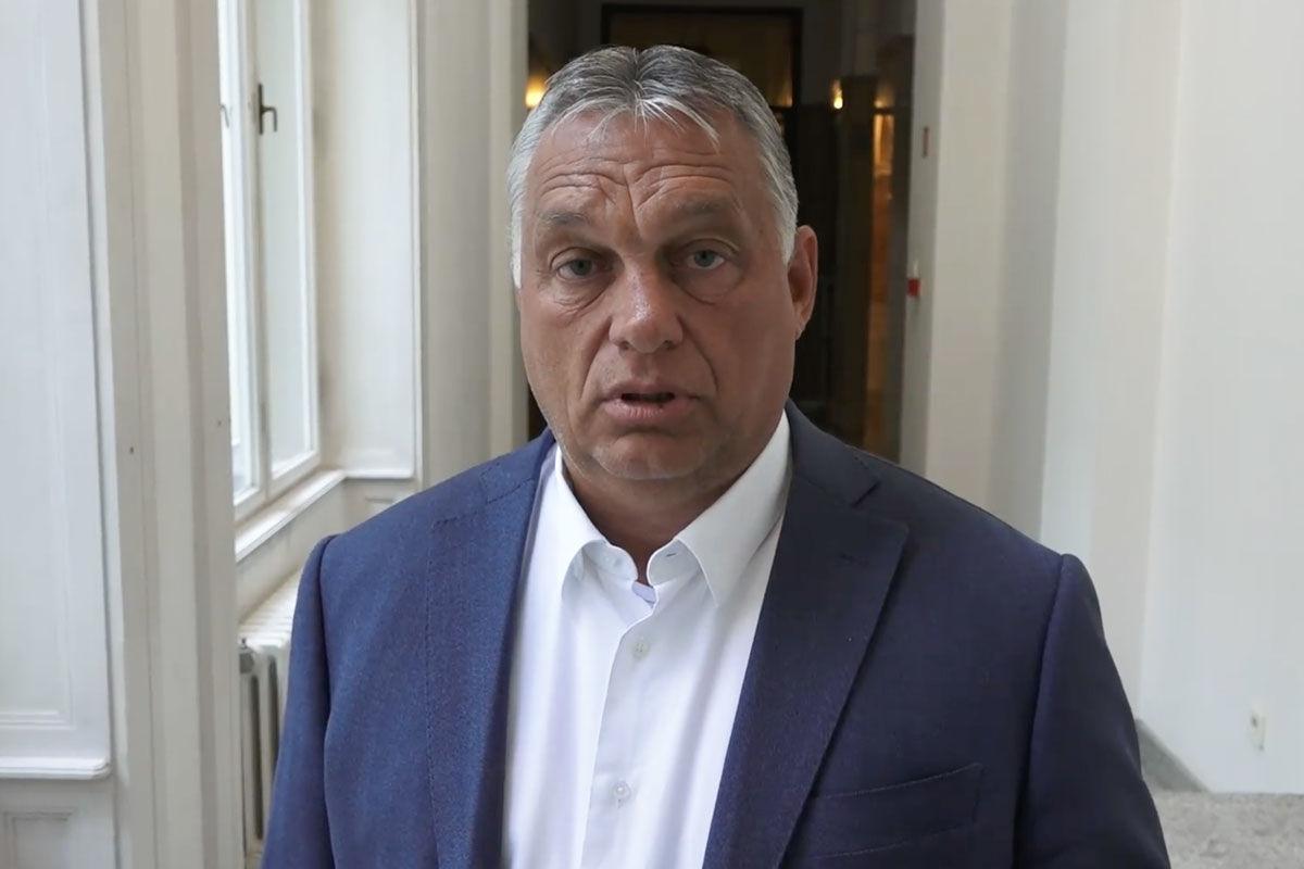 Orbán is bejelentést tett a szeptemberi szigorításokról