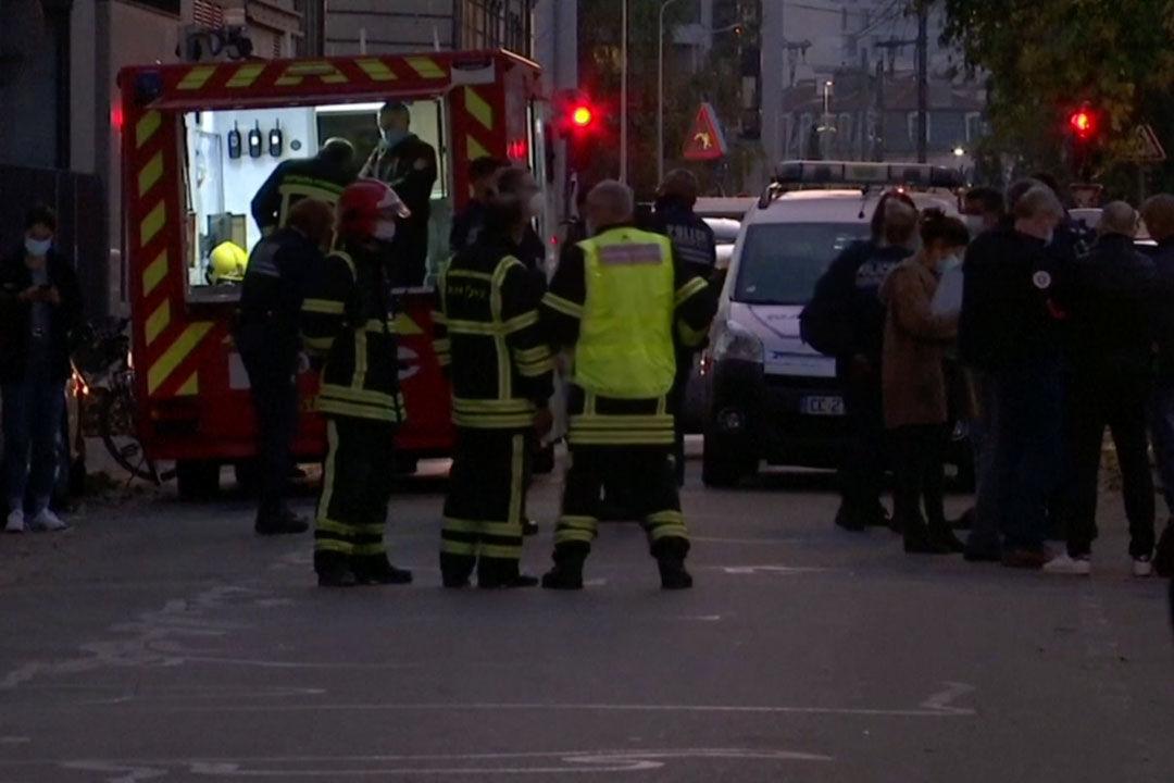 Rálőttek egy ortodox papra Lyonban, a támadó elmenekült