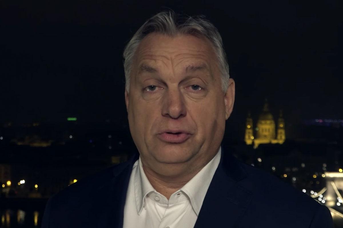 Újabb videóban üzent Orbán Viktor