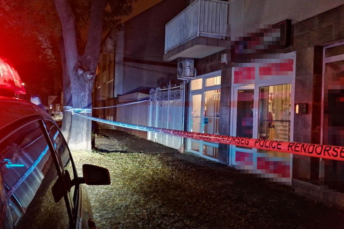 Szexshopot rabolt ki egy férfi Nyíregyházán, a rendőrök elfogták