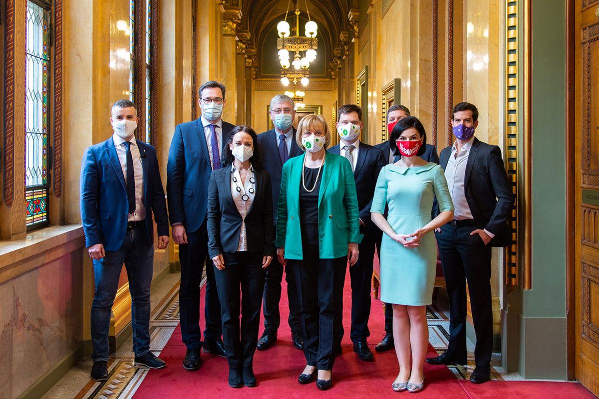 IDEA: 4 százalék az egyesült ellenzék előnye a Fidesz-KDNP-vel szemben