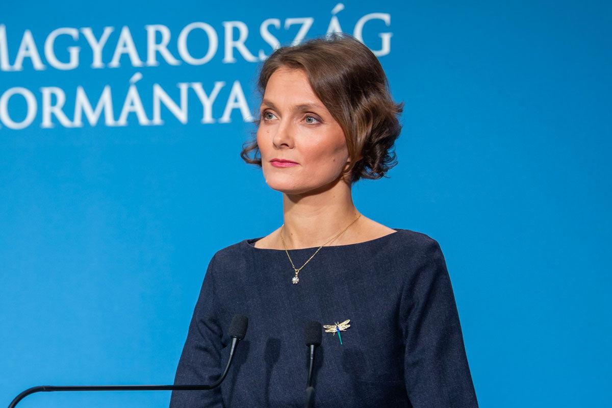 Galgóczi Ágnes, a Nemzeti Népegészségügyi Központ járványügyi osztályvezetője.