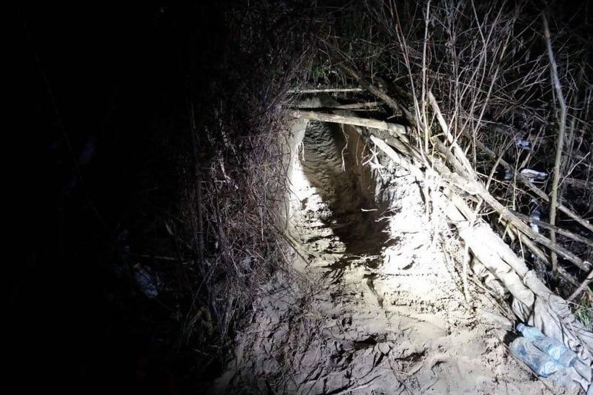 Újabb alagutat találtak a rendőrök a szerb-magyar határ alatt