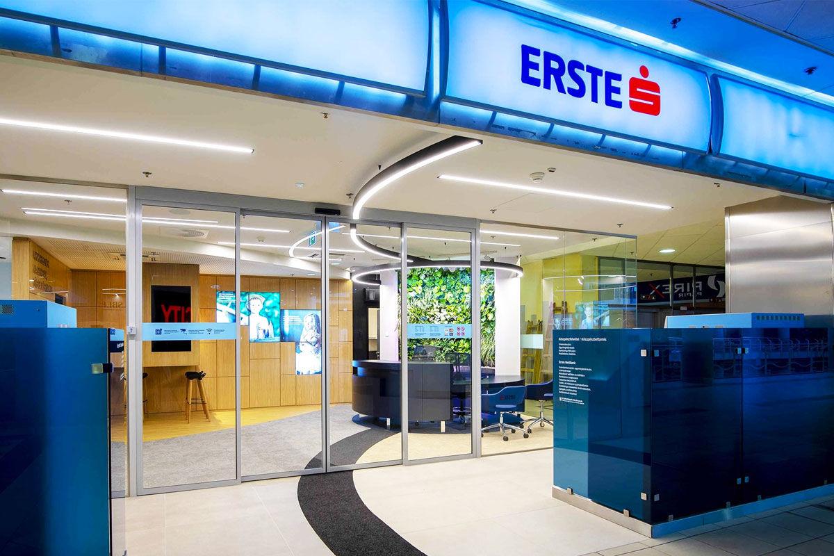 Akadozik az Erste Bank online felületeinek elérése