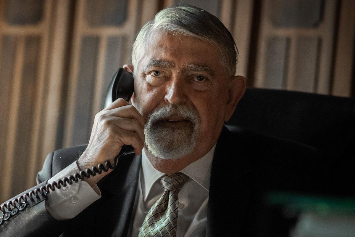 Kásler Miklós, az Emberi Erőforrások Minisztériumának minisztere.