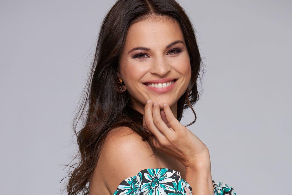 Nádai Anikó, a Házasodna a gazda műsorvezetője.