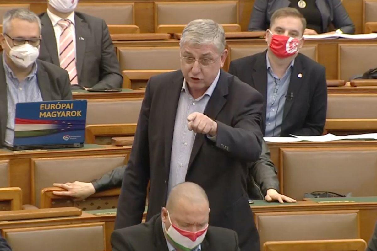 Gyurcsány keményen kiosztotta a kormánypártiakat a parlamentben
