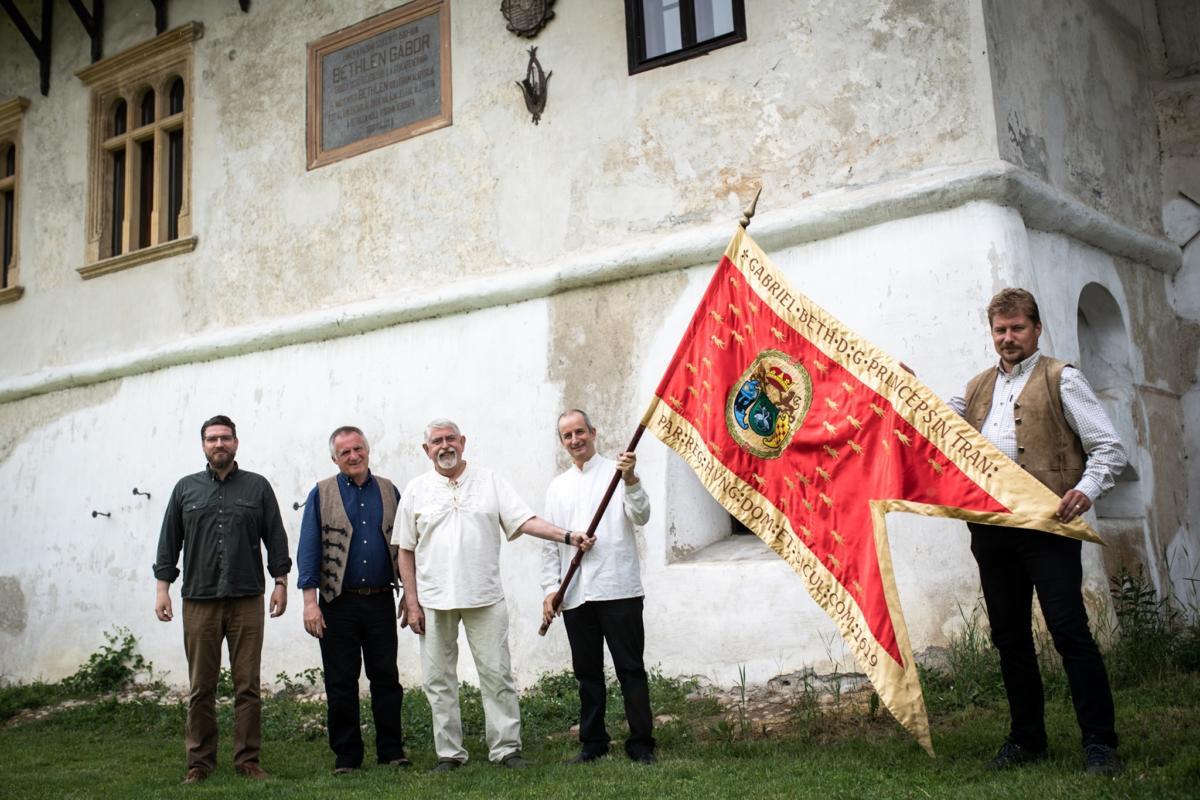 Kásler meglátogatott egy bástyát Erdélyben
