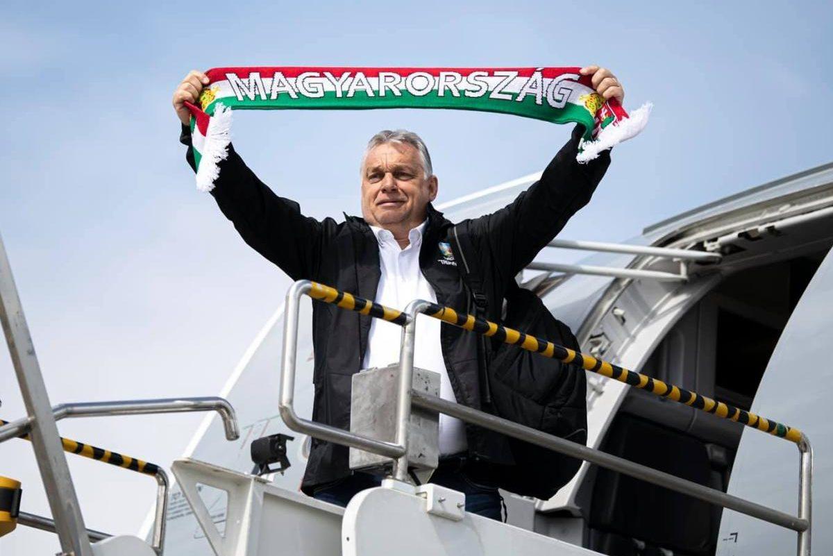 Orbán Viktor nagyon várja, hogy a magyarok is pályára lépjenek a foci Eb-n.