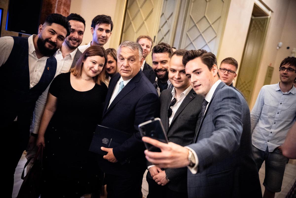 Orbán: nekünk kell megjavítani Európát