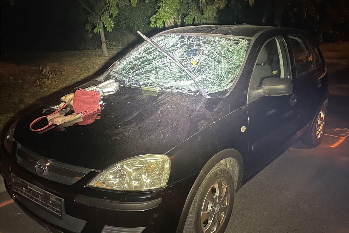 Öt embert gázolt el egy 19 éves nő Budapesten