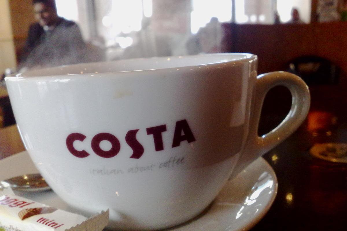 Bezárt a Costa Coffee magyarországi hálózata