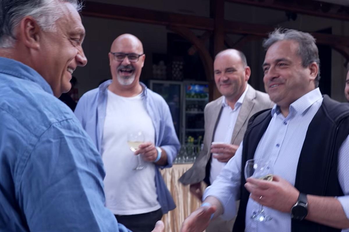 """""""Már iszom is, Főnök"""" – Orbánnal viccelődött a súlyos betegségen átesett fideszes képviselő"""