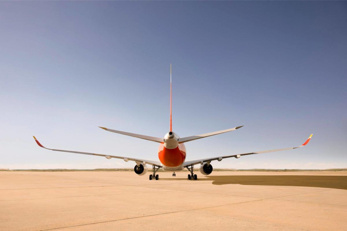 Vissza kellett fordulnia Budapestre egy Madridba tartó repülőgépnek
