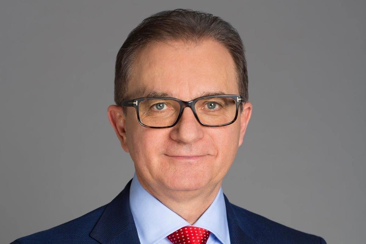 Tóth Csaba, MSZP-s országgyűlési képviselő.