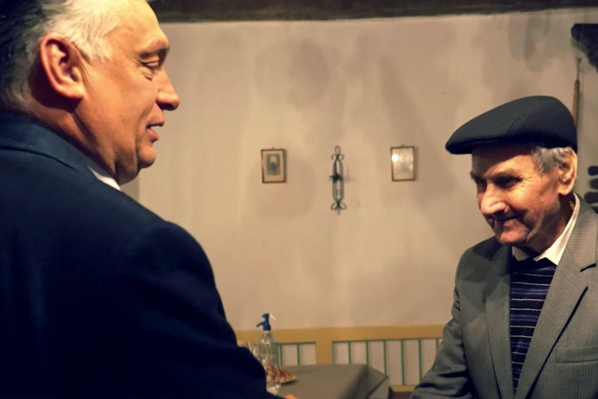 Orbán: Van egy nyugdíjprémium, amit fognak kapni, Feri bátyám, novemberben egy nyolcvanast
