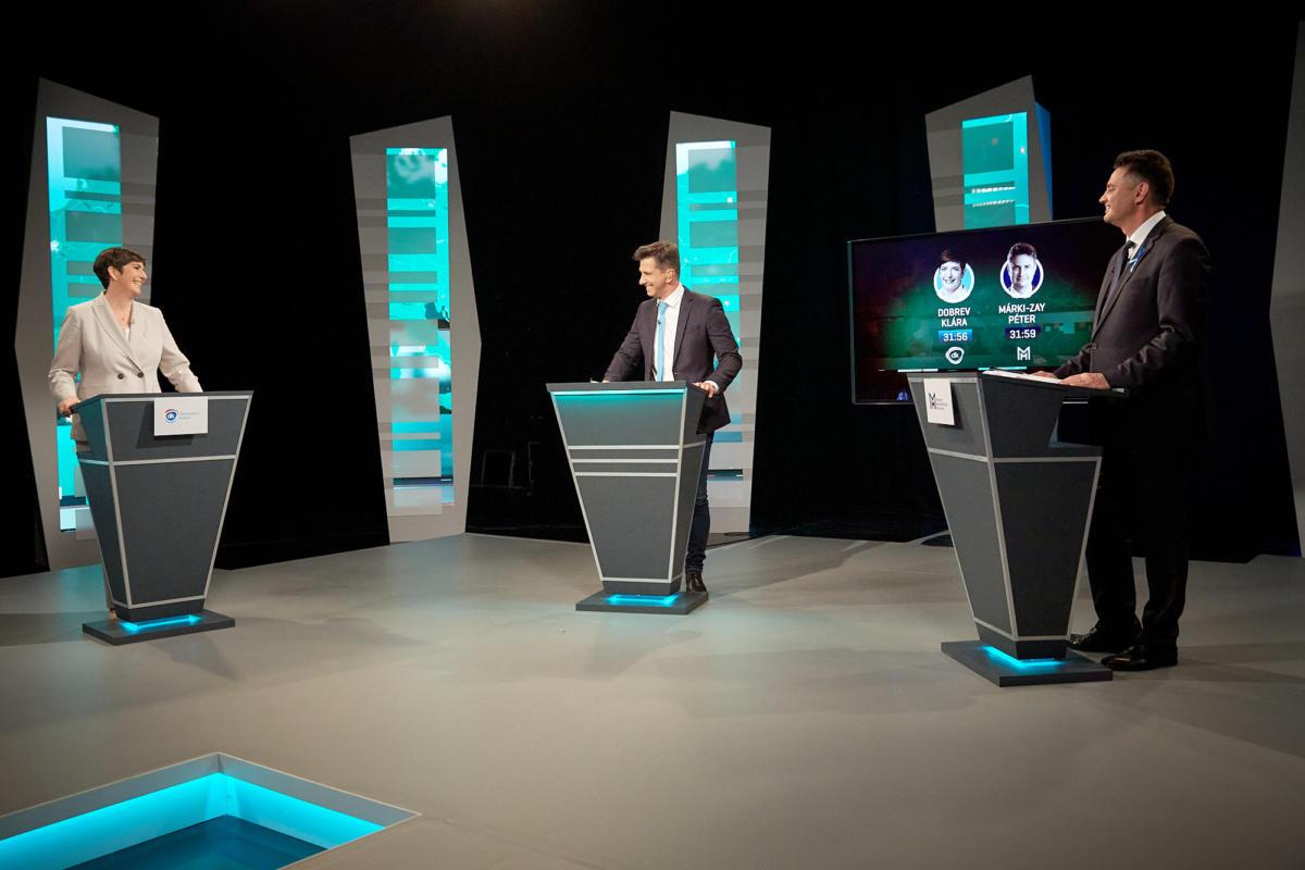 Kiemelkedő nézettséget hozott a második jelölti vita
