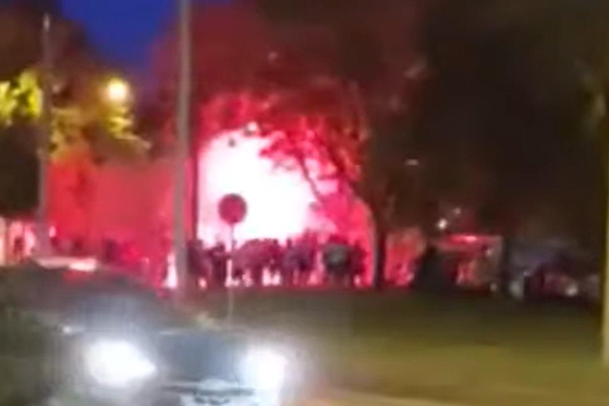 Részlet a Hungarian Fanatics videójából.