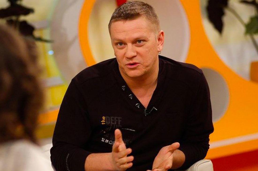 Varga Zsolt, az UFO együttes egykori frontembere, alapítója.